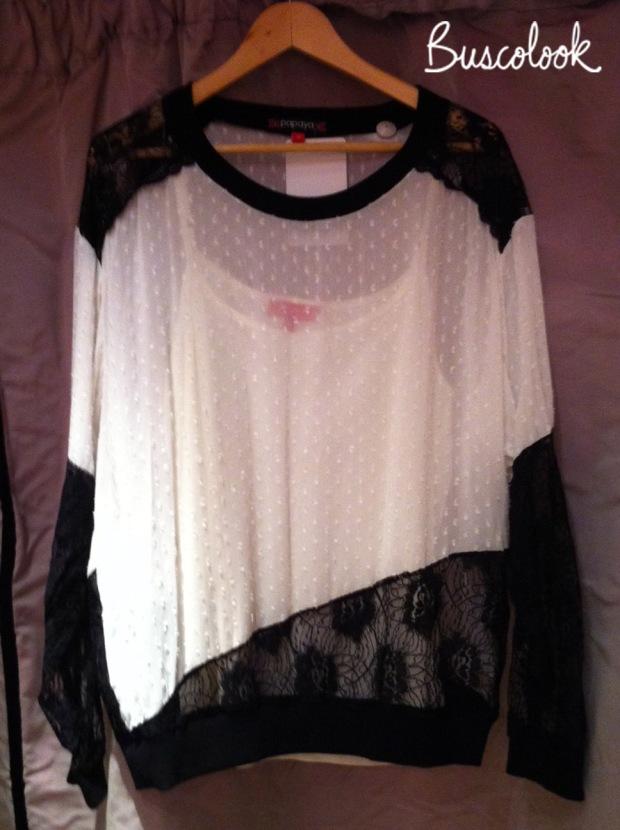 blusa tendencia otoño 2011