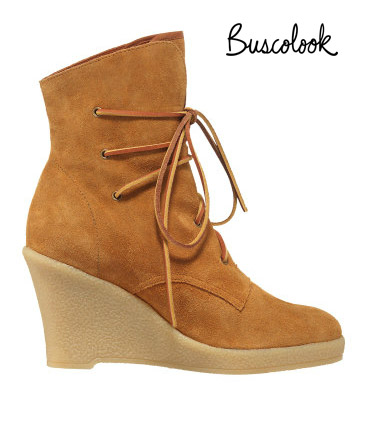 calzado zapatos botines otoño 2011 tendencia