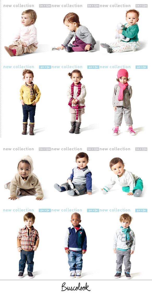 ropa para bebes barata guardería otoño 2011