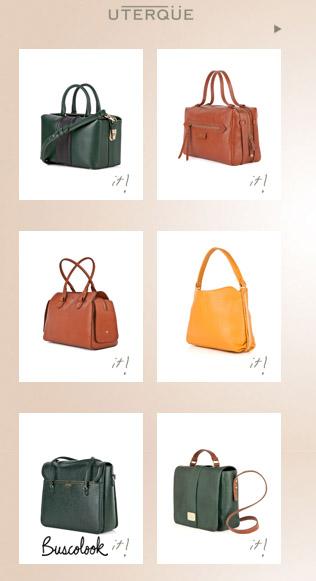 uterqüe tienda online bolsos otoño 2011