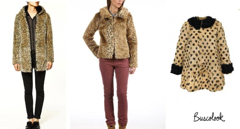 chaquetón de leopardo zara ichi manoush