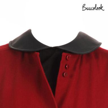 cuello claudine cuello bobo cuello amovible de quita y pon