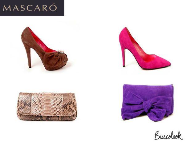 Mascaró, calzado, zapatos, bolsos, bolso de mano