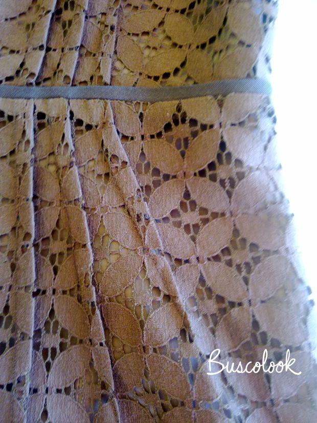 vestido marrón, vestido boda, vestido tintoreto