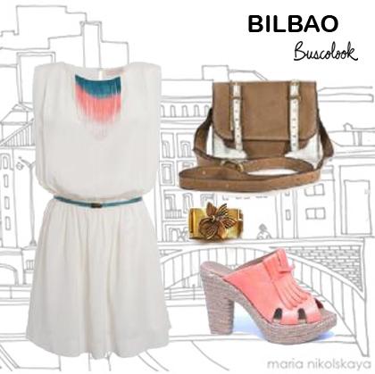 coquette meridiano lu:la vestidos bilbao 2012