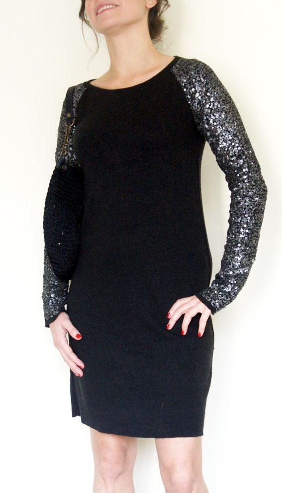 vestido-lana-mangas-lentejuelas-atelier-concept