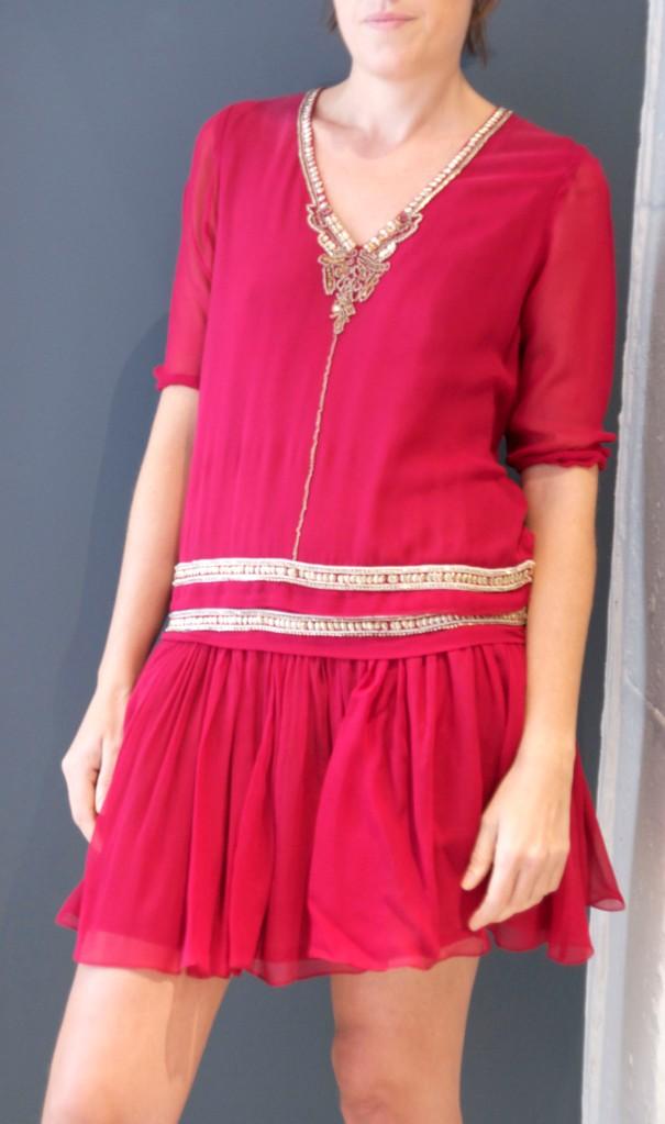 vestido-rosa-rojo-sayan
