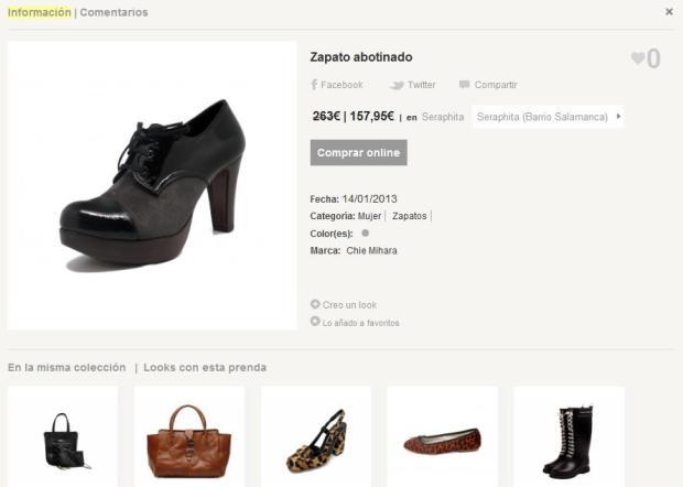 botin-negro-bicolor-tiendas-madrid-buscolook