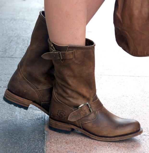botas sendra moteras