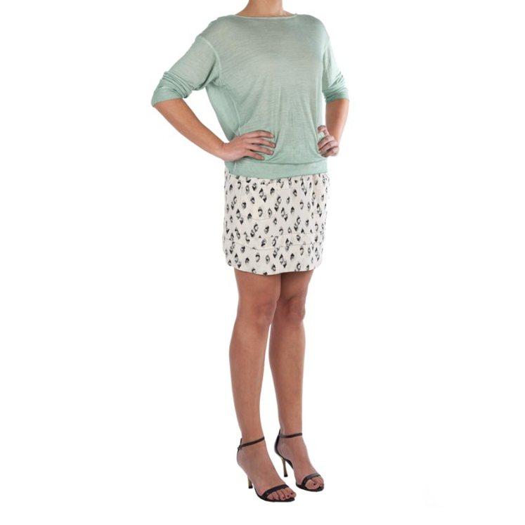 falda-estampada-ana-studio-seda-buscolook-look
