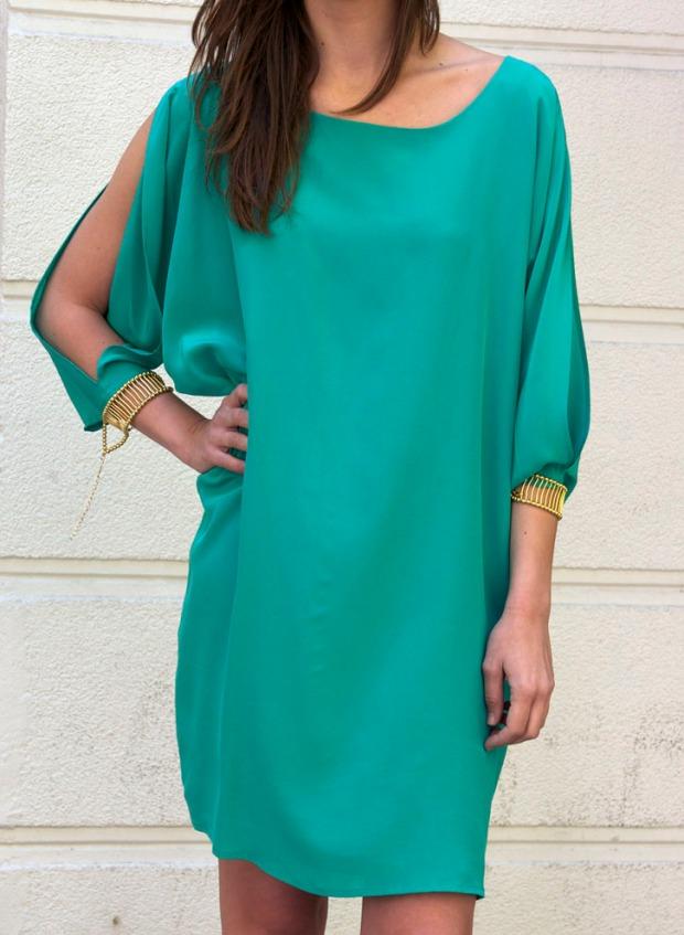 vestido-verde-seda-look-de-boda
