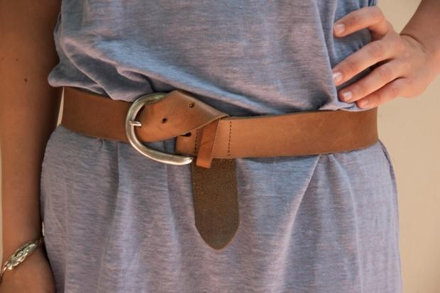 cinturon marron