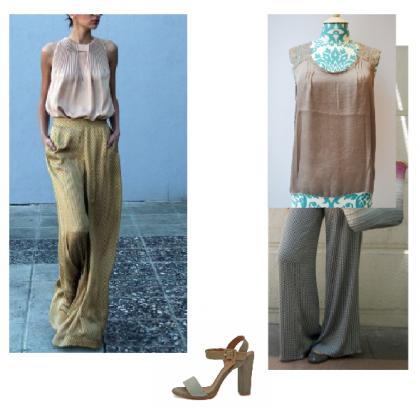 look-pantalon-ancho-top