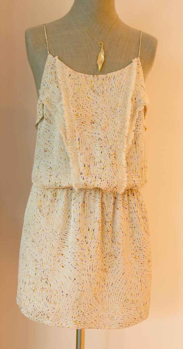 vestido estampado cosette le marais