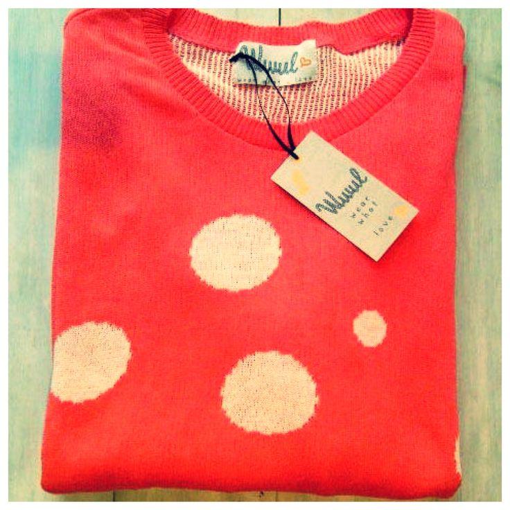 jersey-sweater-wwul-rojo-con-lunares-vallmai