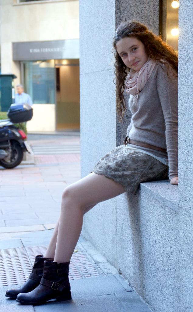 look falda encaje 1