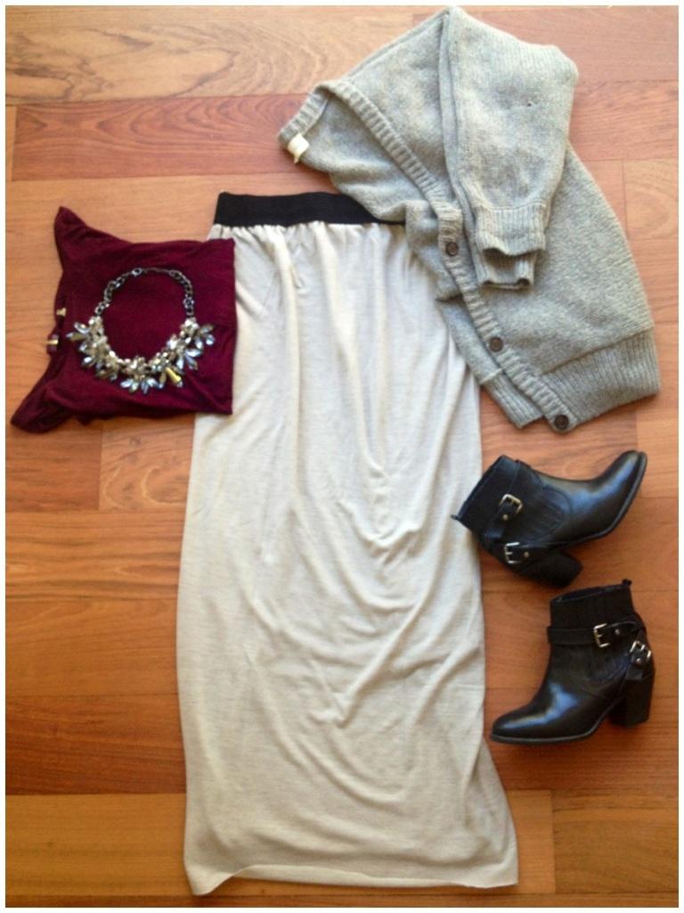 look-embarazada-falda-larga-american-vintage-collar-zara-cristales