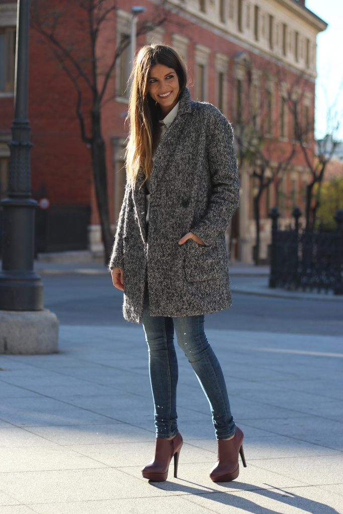 boyfriend coat trendy taste