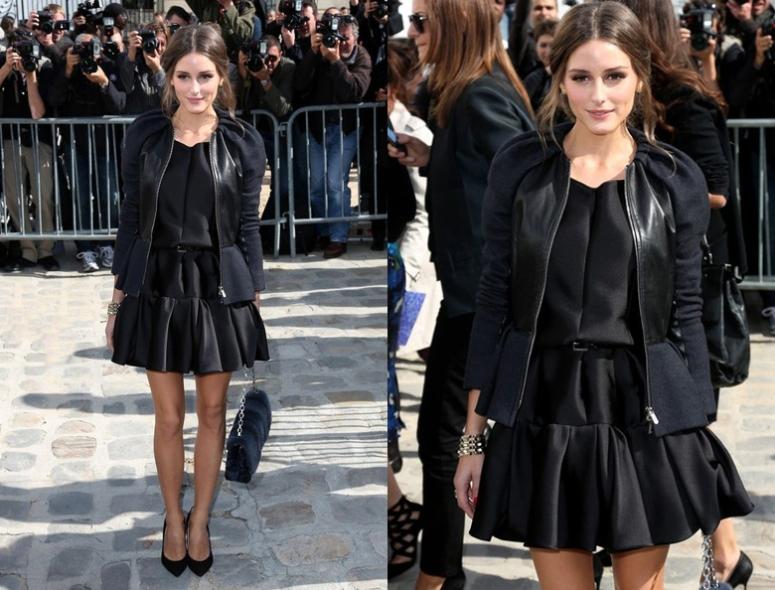 Olivia+Palermo+Celebs+Dior+Show+Paris+silviaboschblog