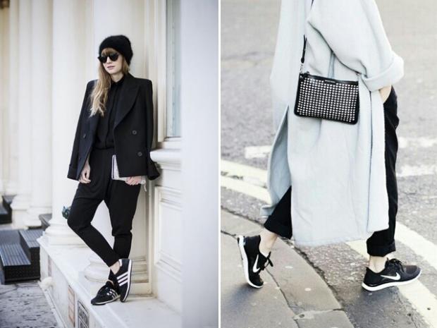 black-sneakers-zapatillas-negras-adidas-nike