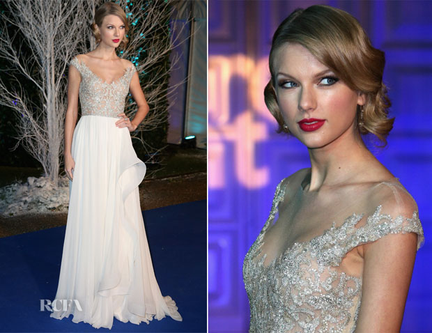 Taylor-Swift-In-Reem-Acra-Winter-Whites-Gala-In-Aid-Of-Centrepoint