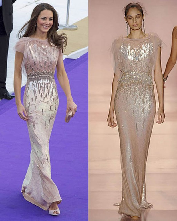 Kate and Jenny Packham SS11 collection