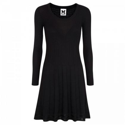vestido-negro-misoni-tiendas-barcelona-qk-buscolook