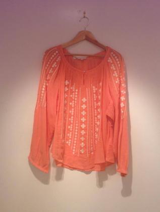 camisa-coral-hippie-coachella-buscolook