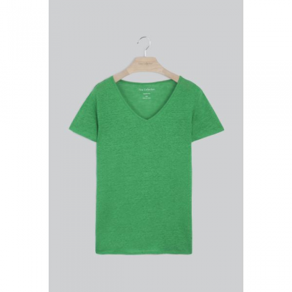 camiseta-verde-fine-colecction-fine-repeller