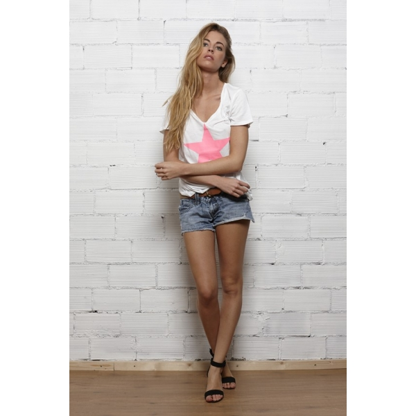camiseta_estrella_rosa_trianabyc
