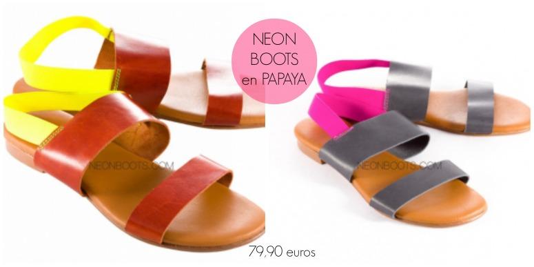 Neon_boots_papaya_tiendas_madrid_buscolook_sandalias