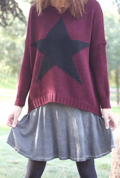 jersey_grante_con_estrella_burgundy_granate_estrella_negra_shop_comprar_comprar_online