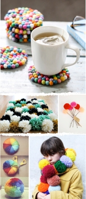 customizar ropa crazy diy inspiration pom pom pompones-07
